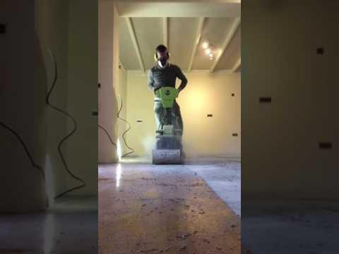 Vloer verwijderen marmoleum vinyl kurkvloeren houtenvloeren