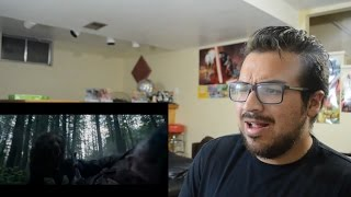 The Revenant - Official Trailer REACTION