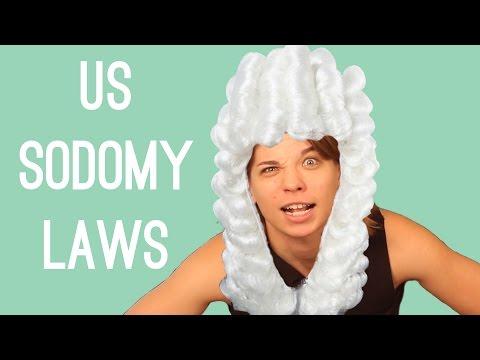 Sodomy Laws