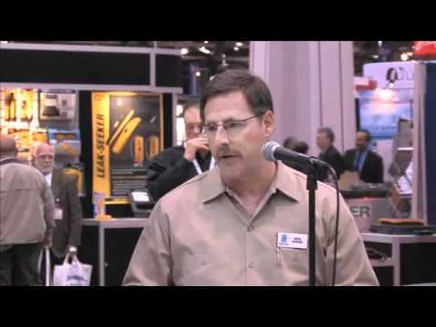 Tecumseh at the 2011 AHR Expo