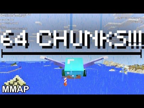 Minecraft Chunks Render Distance