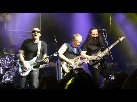Highway Star - G3 2018 - Joe Satriani, John Petrucci, Phil Collen - Live in Seattle