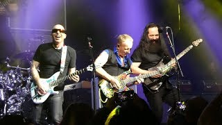 Highway Star - G3 2018 - Joe Satriani, John Petrucci, Phil Collen - Live in Seattle