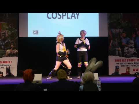related image - Paris Manga 23 - Cosplay Dimanche - 04 - Vocaloid