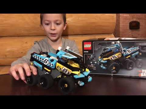 ЛЕГО Техник 42059 +42058 = Power Racer LEGO Technic  Racer
