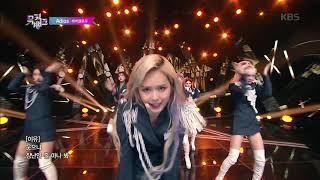 뮤직뱅크 Music Bank - Adios - 에버글로우(EVERGLOW).20190913