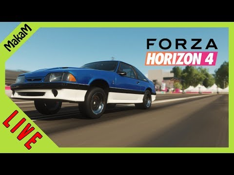 Forza Horizon 4 LIVE #30 - Drag és Drift verdák! thumbnail