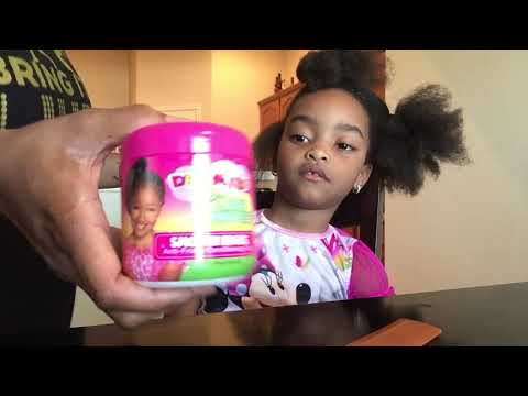 Double Doughnut Buns Natural Hair Styles For With Loop
