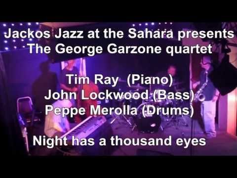 "George Garzone Quartet - ""The Night Has a Thousand Eyes"" by John Coltrane"
