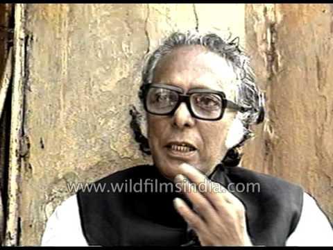 Mrinal Sen, film director speaks about his film Ek Din Achanak