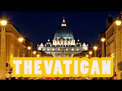 THE AMAZING VATICAN CITY TRAVEL GUIDE