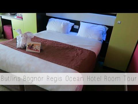 Butlins Bognor Regis Ocean Hotel Room Tour