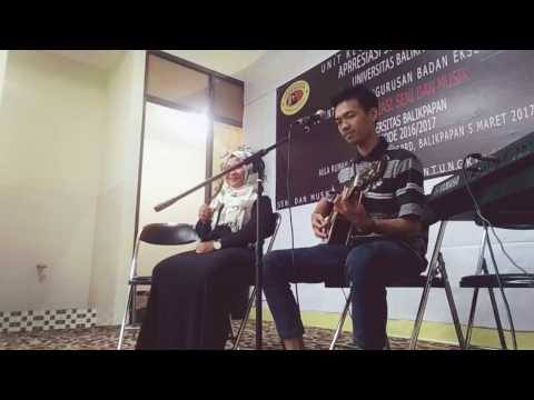 Payung Teduh - Mari Bercerita (Cover with Khasman)