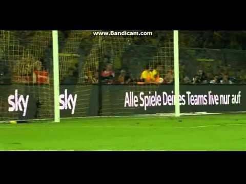 BVB Dortmund - Wolfsberger AC 5-0(1-0) UEFA EL