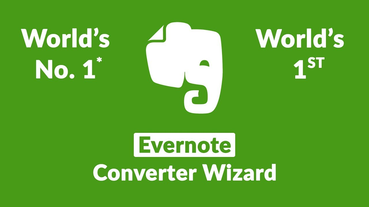 BitRecover Evernote Converter Wizard - How to Export Evernote Notebook   ENEX to PDF and More