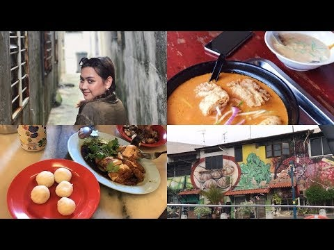 Malacca Trip ((For Food))   A Vlog