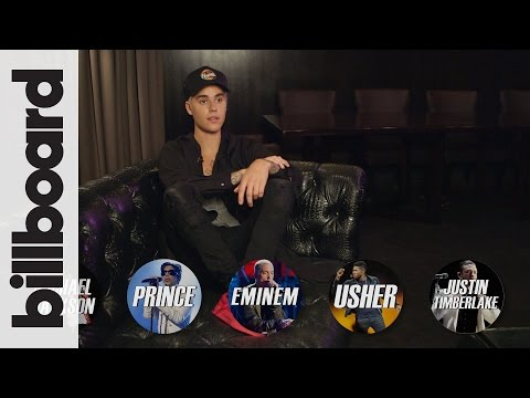 Justin Bieber's Top 5 Male Pop Stars | Greatest Of All Time Ep. 3