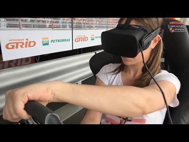 Simulador Stock-Car VR Petrobras