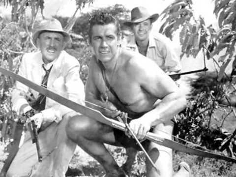 """Gordon Scott """"Tarzan"""" Tribute"""