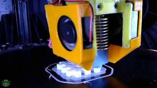 Структор Амперка на 3D принтере