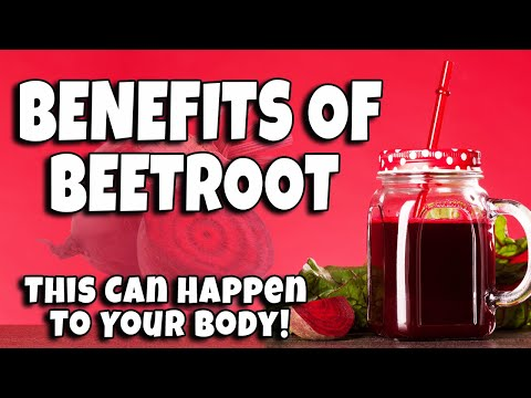 If You Eat Beetroot Every Day, This Can Happen To Your Body