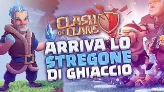 PROVIAMO LO STREGONE DI GHIACCIO SU CLASH OF CLANS e COMPLETIAMO L'EVENTO!