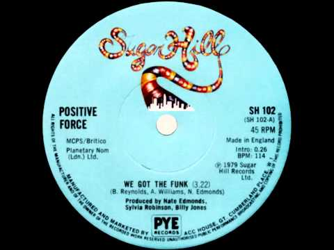 Positive Force Feat C+C  We Got The Funk Dj S Bootleg Extended Dance ReMix