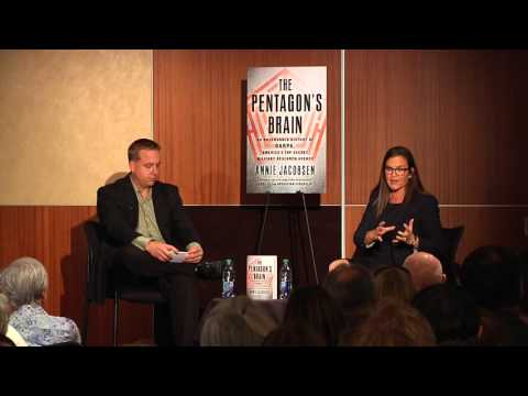 The Pentagon's Brain: An Uncensored History of DARPA with Annie Jacobsen
