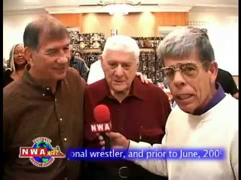 Tommy s Corner  Tell Me a Story  Jerry Brisco and Angelo Savoldi 2009