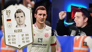 Meine erste FIFA20 Icon im LIVESTREAM...