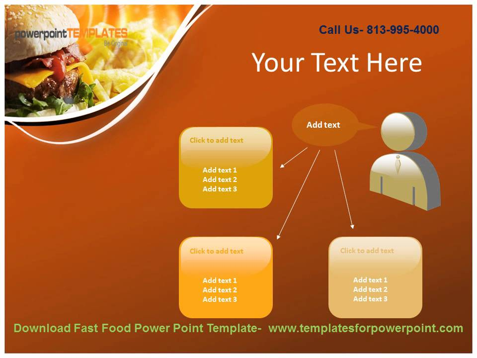 Downaload Fast Food Powerpoint Template Youtube