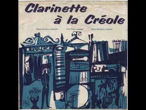 CLARINETTE À LA CRÉOLE - The Omer Simeon Trio (full album) w/ ZUTTY SINGLETON -very rare