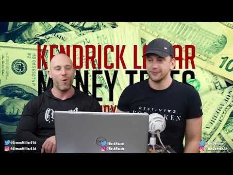 Kendrick Lamar - Money Trees (feat. Jay Rock) METALHEAD REACTION TO HIP HOP!!!