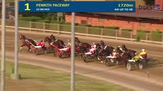 PENRITH - 14/11/2019 - Race 1 - UX 200 PACE