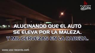 Christian Meier - Carreteras Mojadas (DEMO KARAOKE HD)