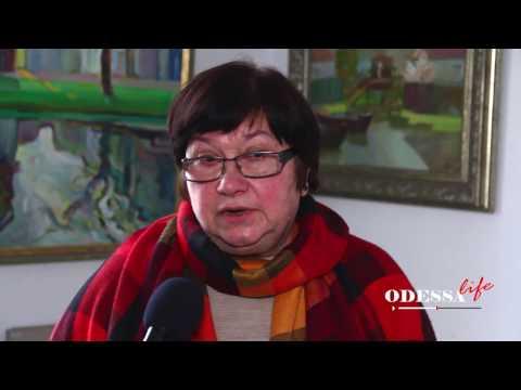 Odessa Life | специально к юбилею Ольги Смычковской