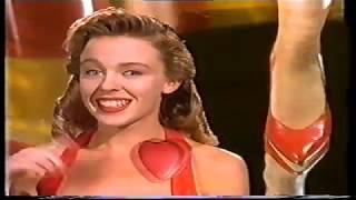 Kylie Minogue - Hand On Your Heart, Alternative video edit