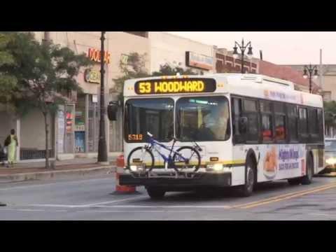 Mass Transit in Metro Detroit | MiWeek Clip