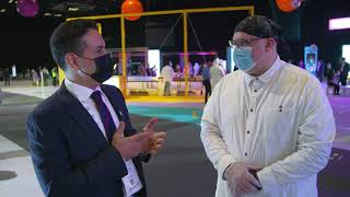 GITEX Testimonial - Fadi Hani, VP Middle East, Africa & Turkey, Avaya