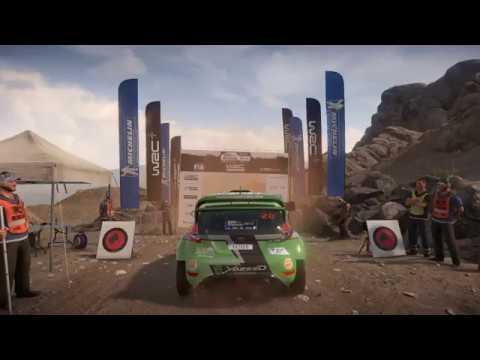 WRC 7 - TOP 15 - Rally Argentina (El Condor-Copina) - Ford Fiesta