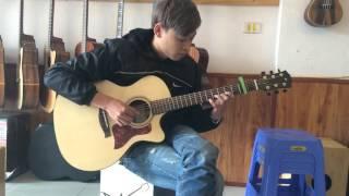 Hương ngọc lan guitar Hoàng Quân