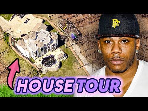 Nelly | House Tour | His $1.4 Million Missouri House