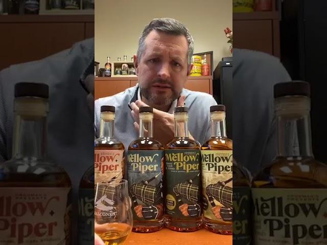 Fantastic New Single Barrel Cask Strength Scotch: Mellow Piper
