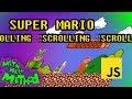 Code Super Mario in JS (Ep 6) - Scrollin