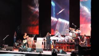 Foo Fighters - Blackbird (Beatles) / Cold Day in the Sun / In the Clear (Live in RJ - Brazil)