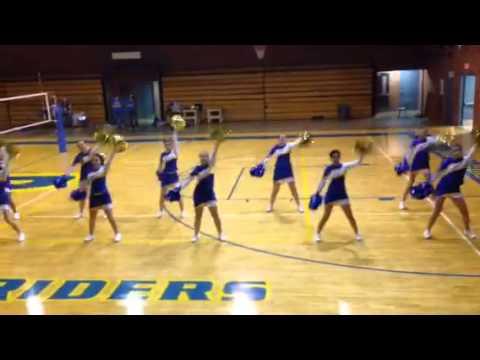 Pima High School Spiritline 8/28/14