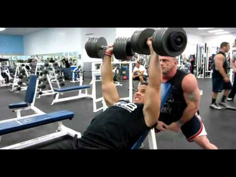 Power House Chest - 25 Set Chest Workout - With Mark Featherstone