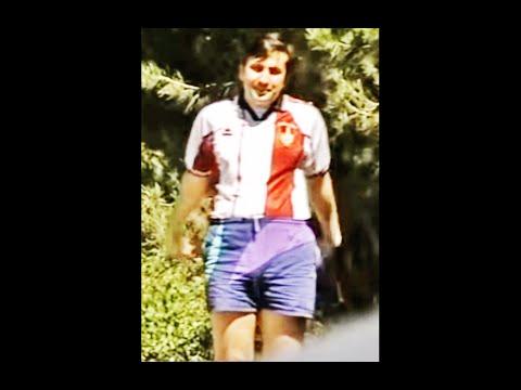 მორბენალი მიხეილ სააკაშვილი - წლების წინანდელი ვიდეო, რომელიც ნანახი არ გექნებათ