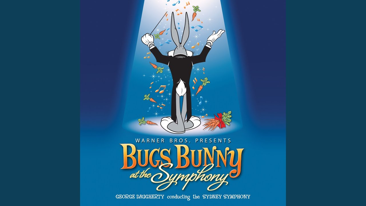 Tom And Jerry In The Hollywood Bowl - Sydney Symphony
