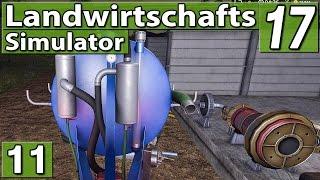 LS17 ► Mini-GÜLLE ► #11 Landwirtschafts Simulator 17 | LS 17